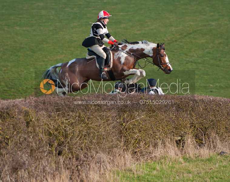 Household Cavalry Cross Country Ride 2012