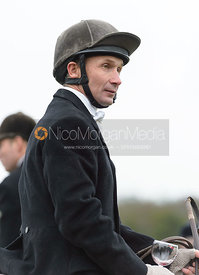 James Turcan at the meet at Oak House