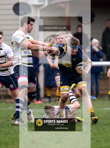 Sevenoaks RFC v Tunbridge Wells RFC
