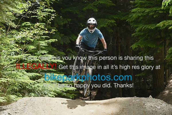 Wednesday 4th July - Heart of Darkness bike park photos