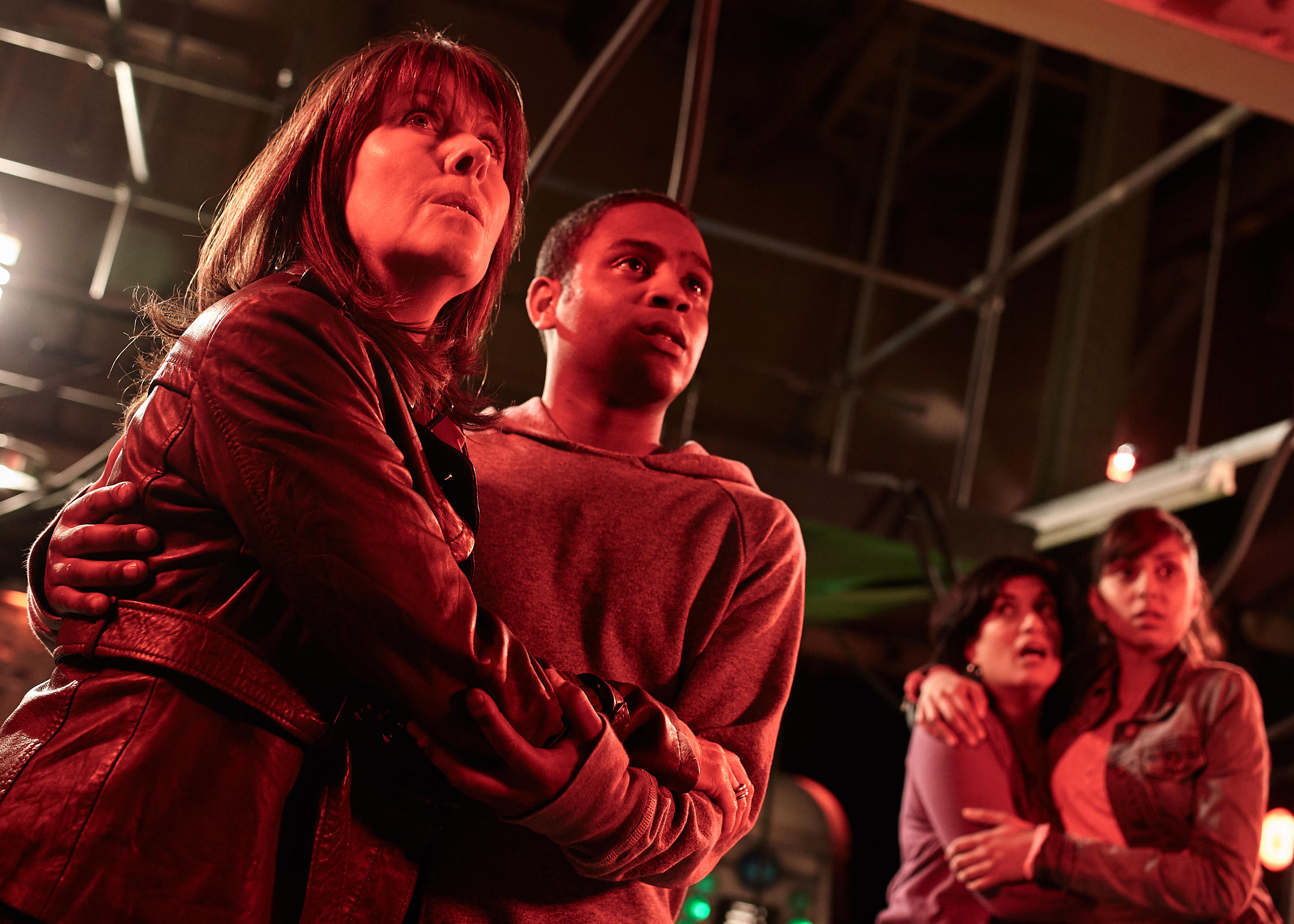 """The Sarah Jane Adventures"" for BBC."