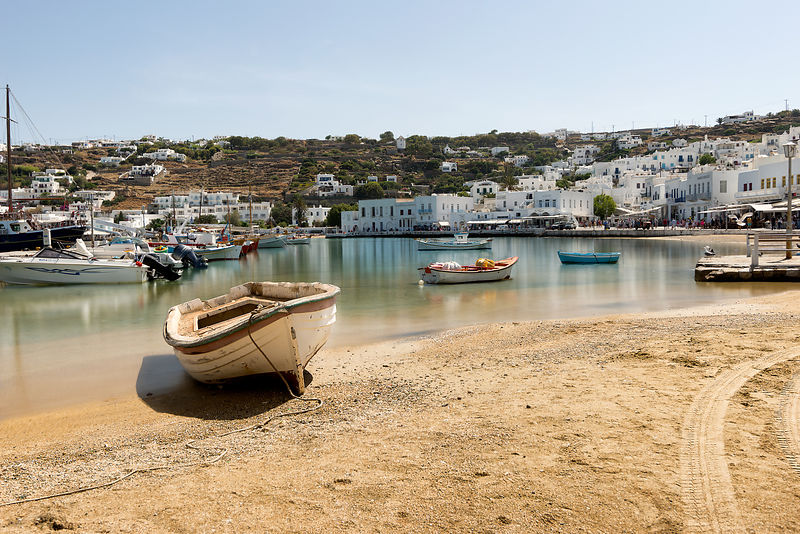 Old port | Mykonos | Greece