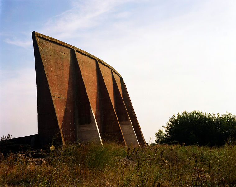 Sound Mirrors, Dungeness