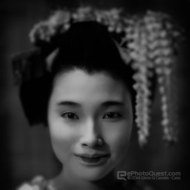 Beautiful Japanese Maiko