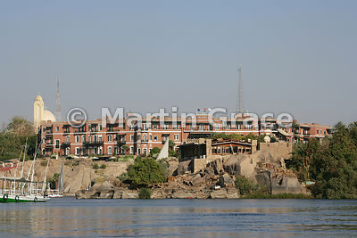The Old Cataract Hotel, Aswan, Egypt
