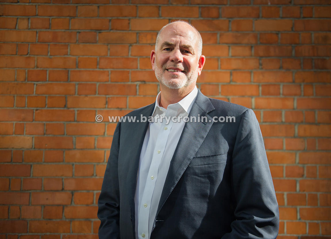 24th March, 2015.Dr Timothy Habbershon Managing Director at Fidelity Investments photographed in Dublin. Photo:Barry Cronin/w...