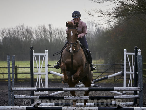 Schooling with Jess Dimmock