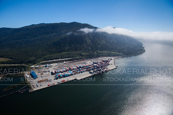 Fairview Container Terminal, Prince Rupert