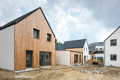3 Construction Site / Tristan la Prairie Architectes