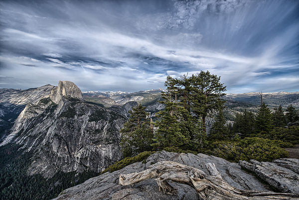 Glacier Point Vista