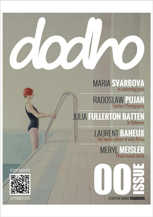 Dodho Magazine (Spain) - Sept 205