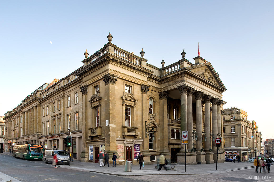 Theatre Royal, Newcastle upon Tyne | Client: Thornton-Firkin