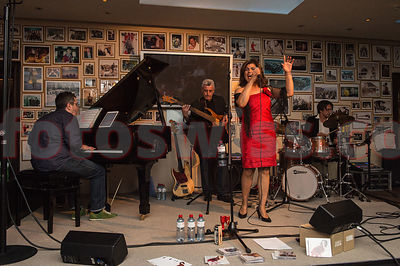Nice Brazil Group - Gin' n' Jazz Club Concerts Sunny Bar St.Moritz