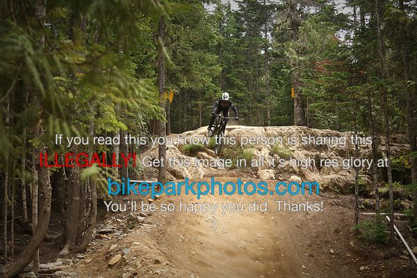 Friday July 6th ALine Rock Drop bike park photos