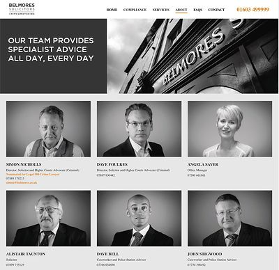 Belmores solicitors staff page.Photography  by Jason Bye.t: 07966 173 930.e: mail@jasonbye.com.w: www.jasonbye.com.