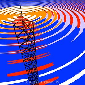 Radio Transmission Tower 14B variant 5