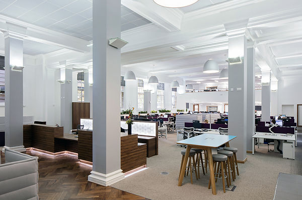 Old Post Office office refurbishment