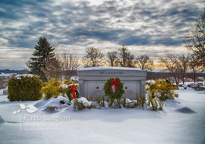 Erie Cemetery Association - Winter
