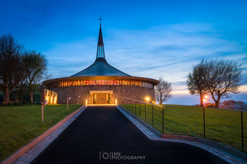 But Chapel Blue Hour...