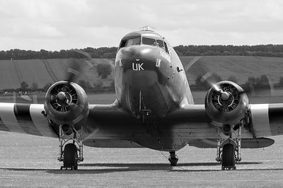 BBMF Dakota Kwicherbichen