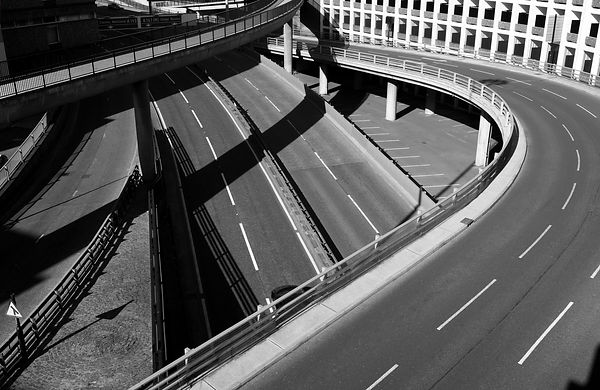 central motorway in newcastle upon tyne