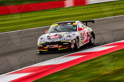 59 Porsche 996 Cup Strata 21 Rob Smith.Graham Coomes