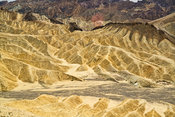 Borax Mining Remnants- Zabriskie Point Death Valley