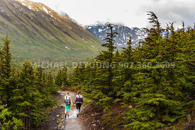 Alaska Hiking Backpacking