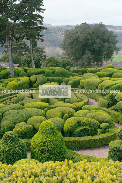 "Marqueyssac Gardens ""David Cubero"" ""James Wong"""
