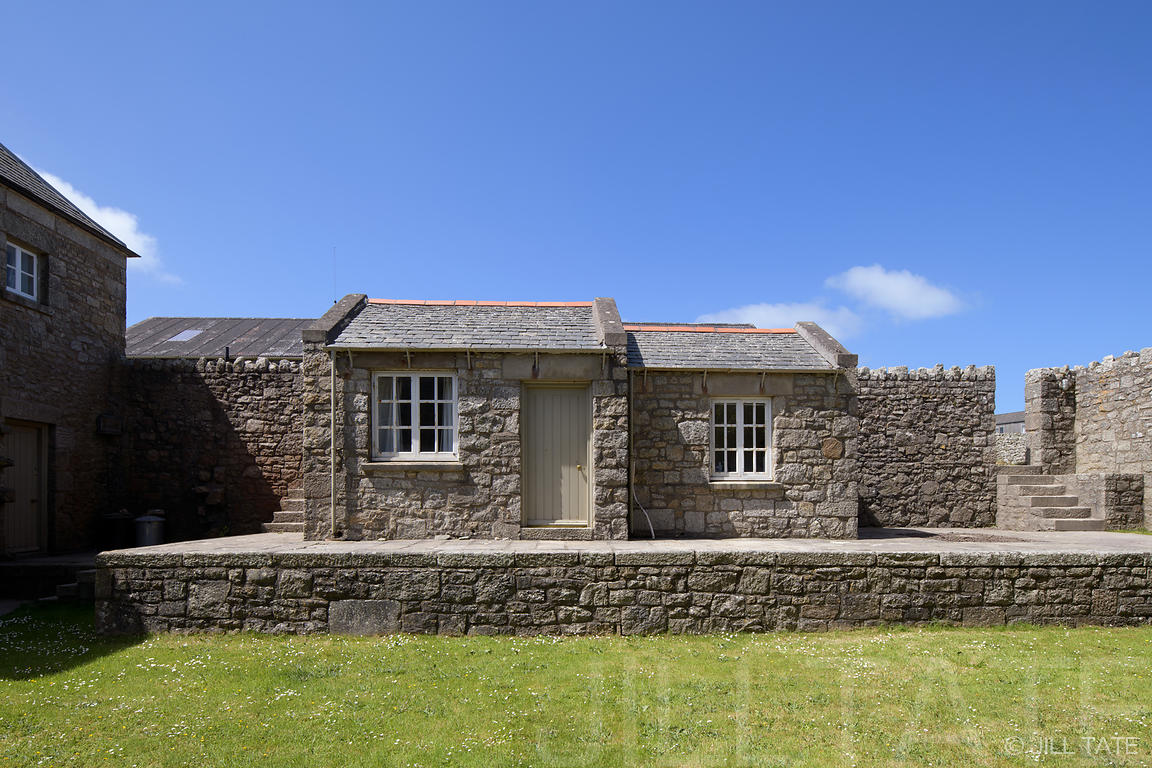 The Radio Room, Lundy | Client: The Landmark Trust