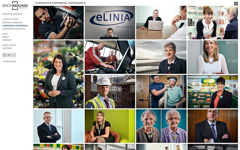 Corporate and Commercial Photography in Wales, UK