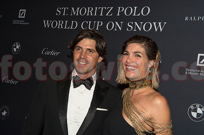 Polo on Snow 2014 St.Moritz Gala Dinner