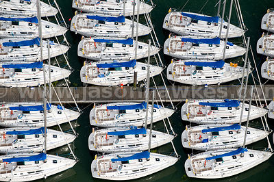 Boats, Port Solent, Hampshire
