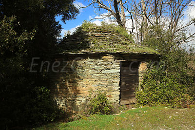Old Corsican icehouse