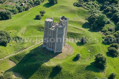 Orford Castle, Orford, Suffolk