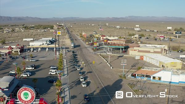 Town of Baker California San Bernardino County