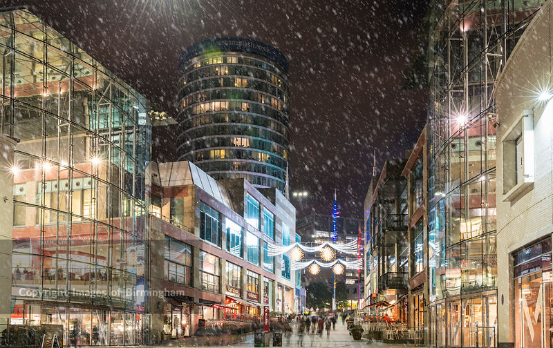 England Christmas Lights.Images Of Birmingham Photo Library Christmas Lights At The