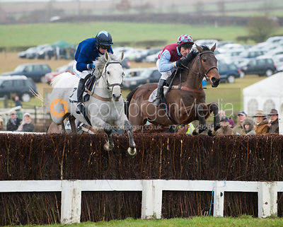 Cottesmore Hunt Point to Point at Garthorpe 4/3/12