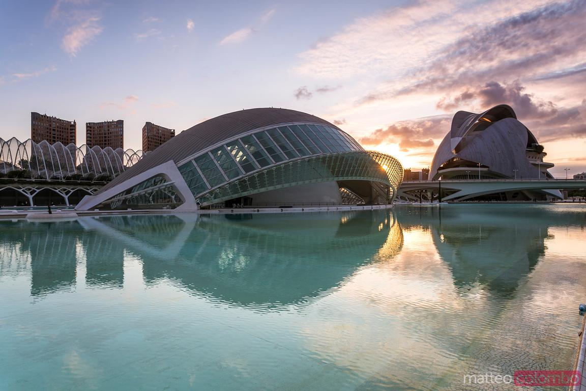 The Hemispheric, City of Arts and Sciences, Valence, Espagne