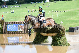 NAF Hartpury International Horse Trials 2017