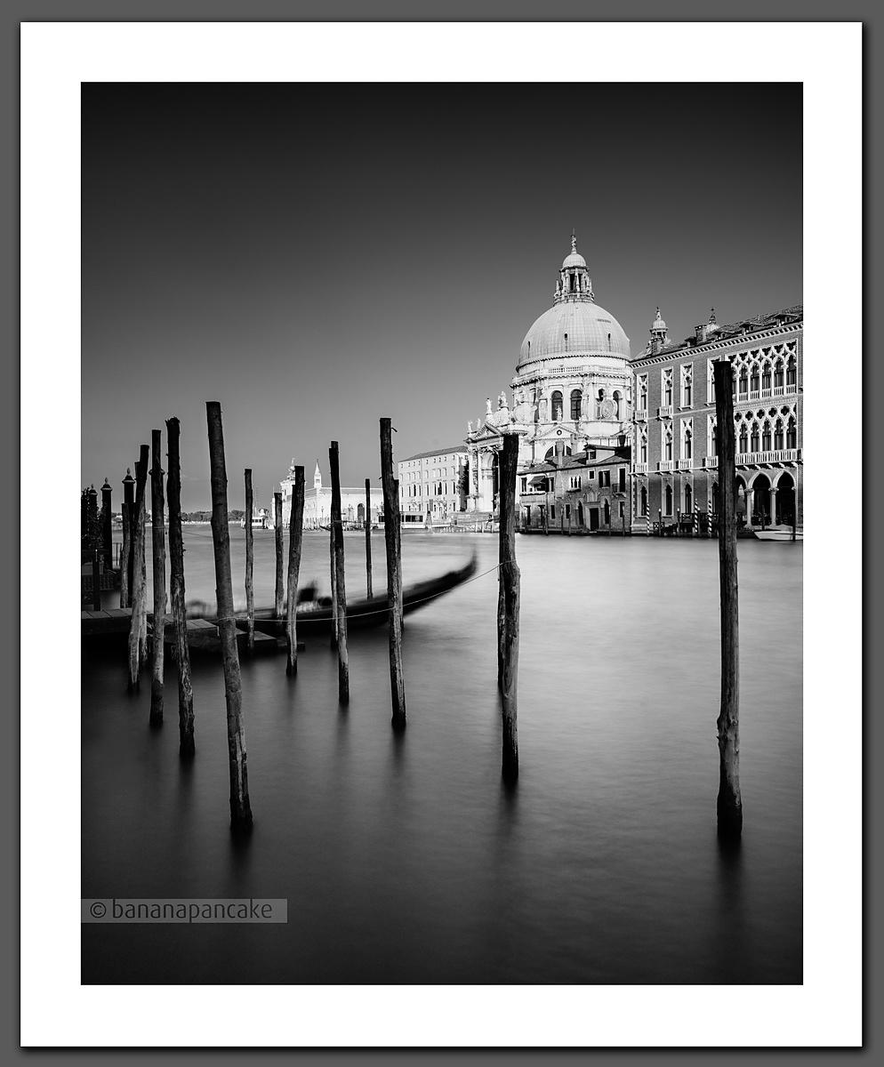 Santa Maria della Salute church, Grand Canal, Venice