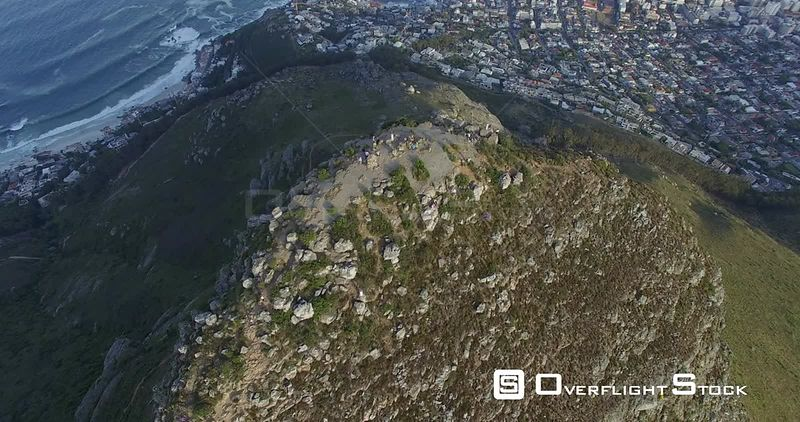 Drone Video Capetown Lionshead South Africa