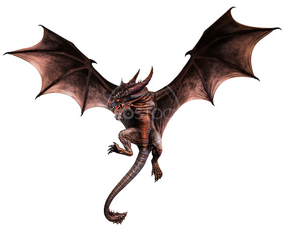 cg001-cg-wyvern-dragon-stock-photography-neostock-002