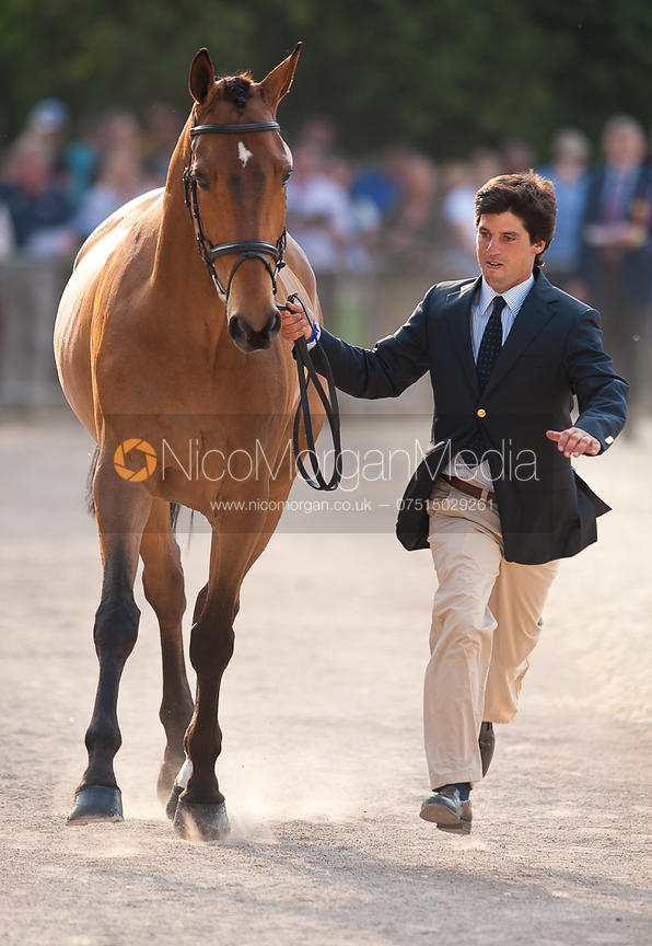 Duarte Seabra (BRA) and Fernhill Gloster Rebel