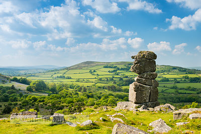 BP6404 - Bowerman's Nose, Dartmoor