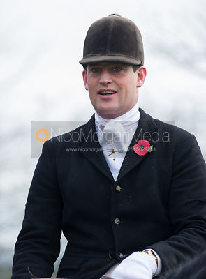 Fred Hopkinson - The Quorn Hunt at John O' Gaunt 9/11/12