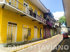 Old Panama City Buildings | Paul Ottaviano Photography