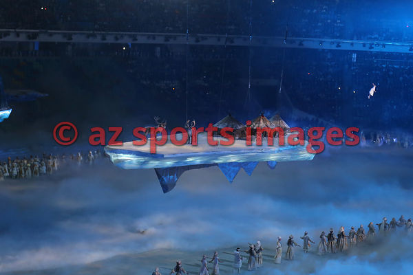Opening Ceremony of 2014 Winter Olympics