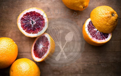 Rustic Blood Oranges