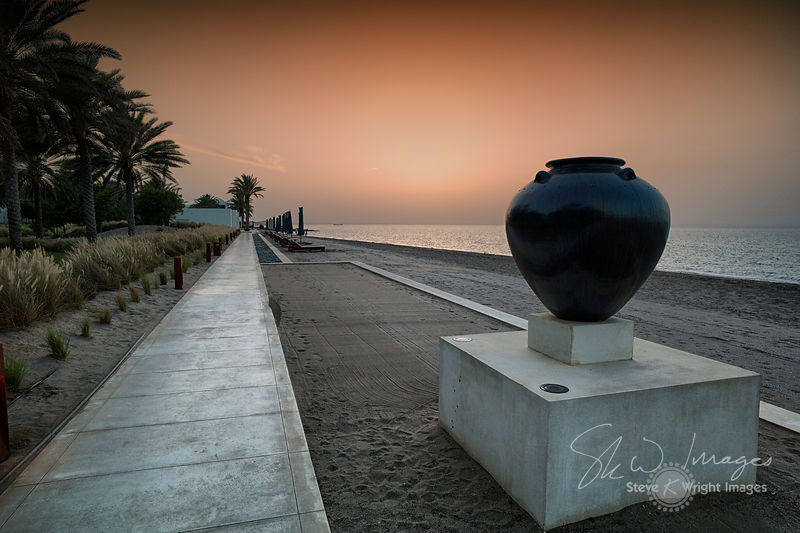 The Chedi at Dusk - Muscat, Oman